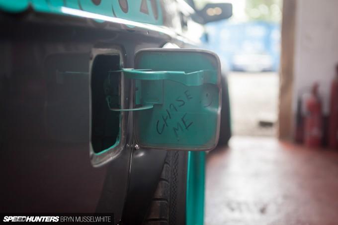 Huxley Motorsport Volvo 240-25