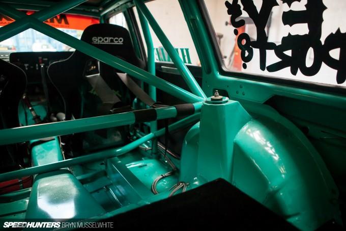 Huxley Motorsport Volvo 240-34