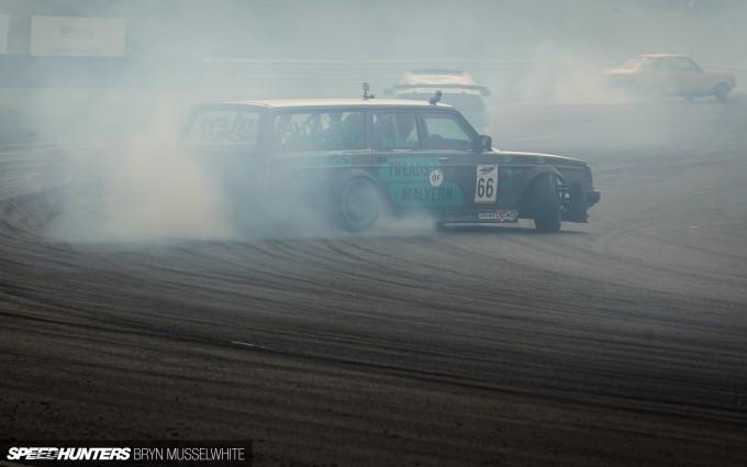 Huxley Motorsport Volvo 240-4