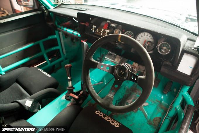 Huxley Motorsport Volvo 240-41