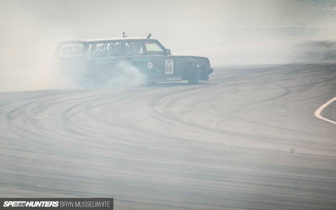 Huxley Motorsport Volvo 240-5