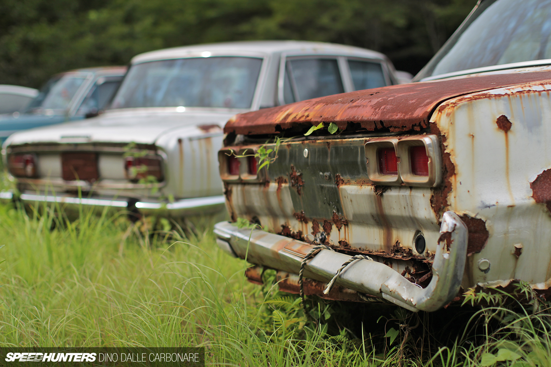 Kyusha Cemetery Where Old Jdm Cars Go To Die Speedhunters