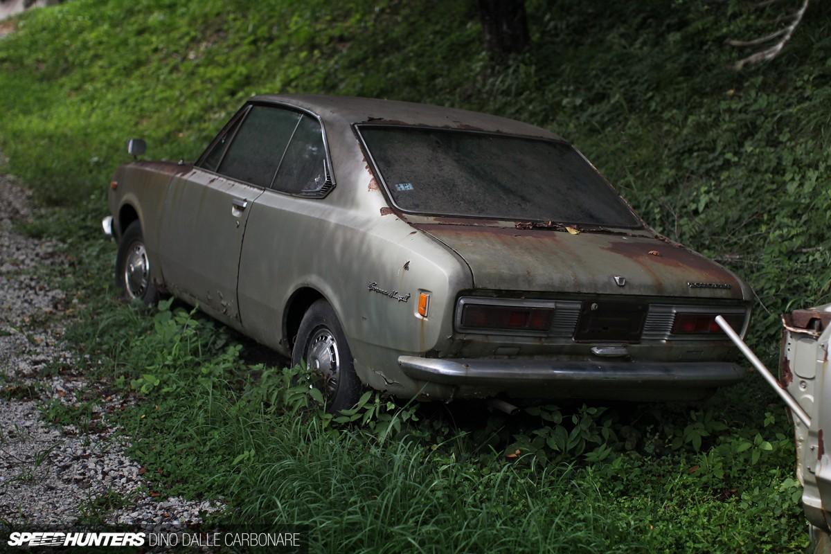 Kyusha Cemetery: Where Old JDM Cars Go To Die - Speedhunters