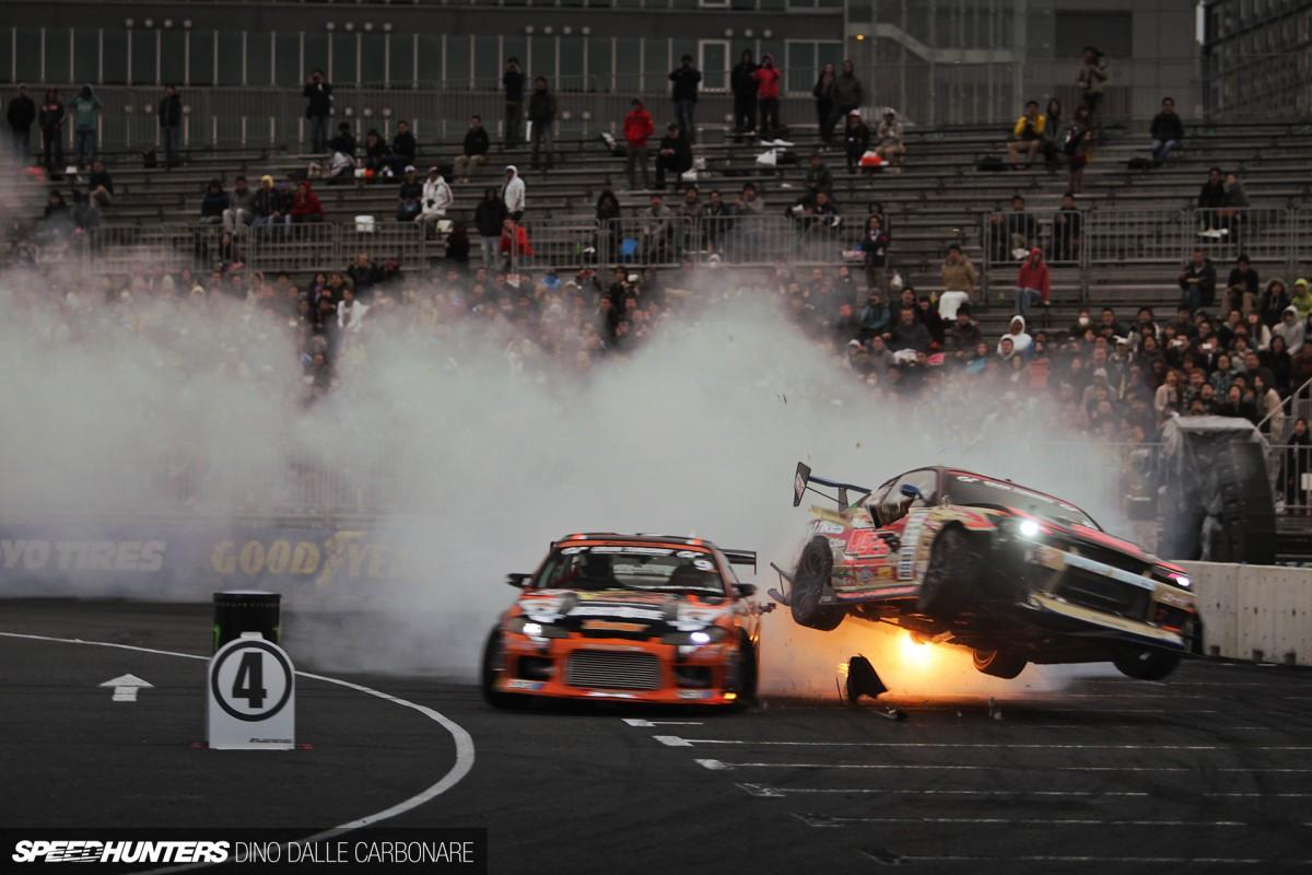 Tokyo Drift: RevisitingD1