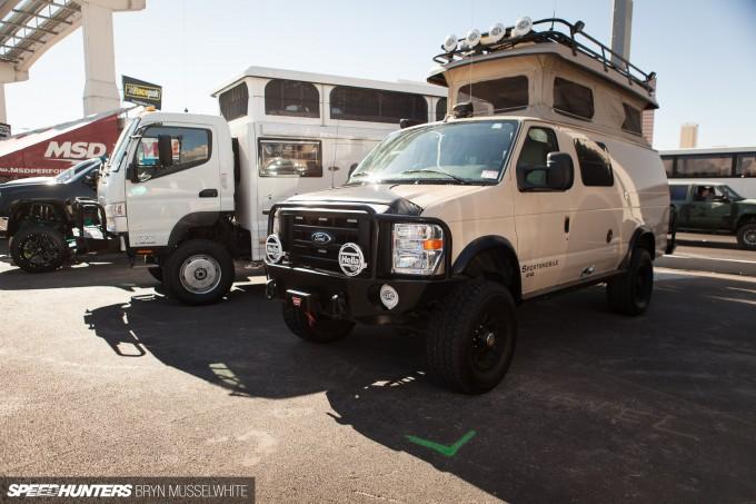Off Road Trucks SEMA 2013-37