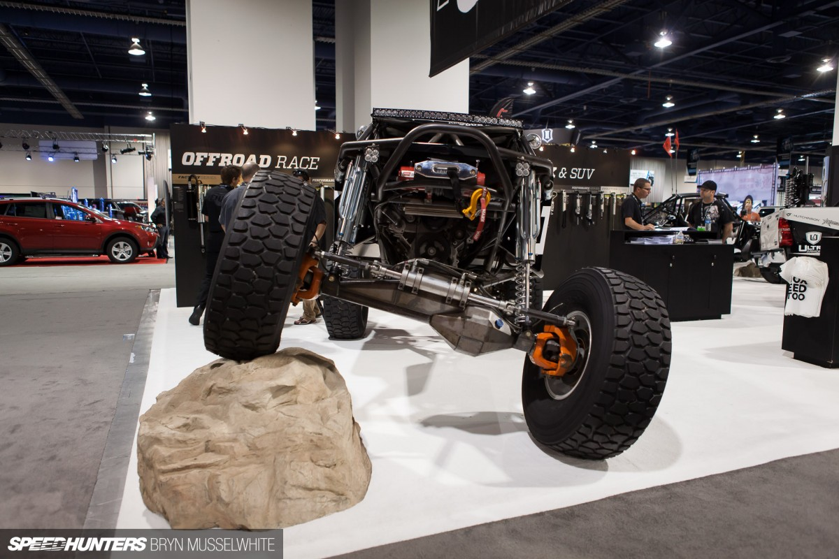 SEMA On The Rocks: </br> Let's OffRoad