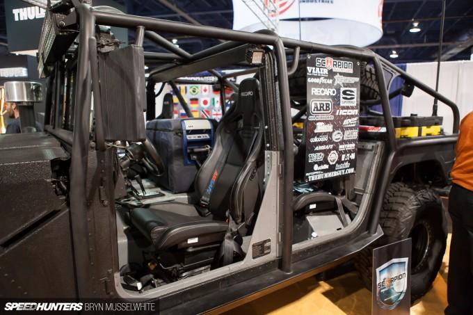 Off Road Trucks SEMA 2013-50