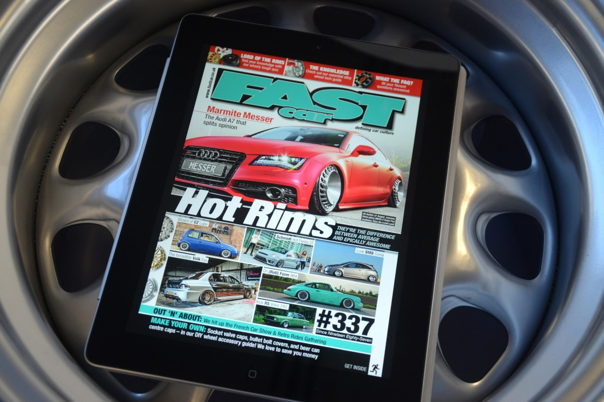 Fast Car Magazine: Issue 337Preview
