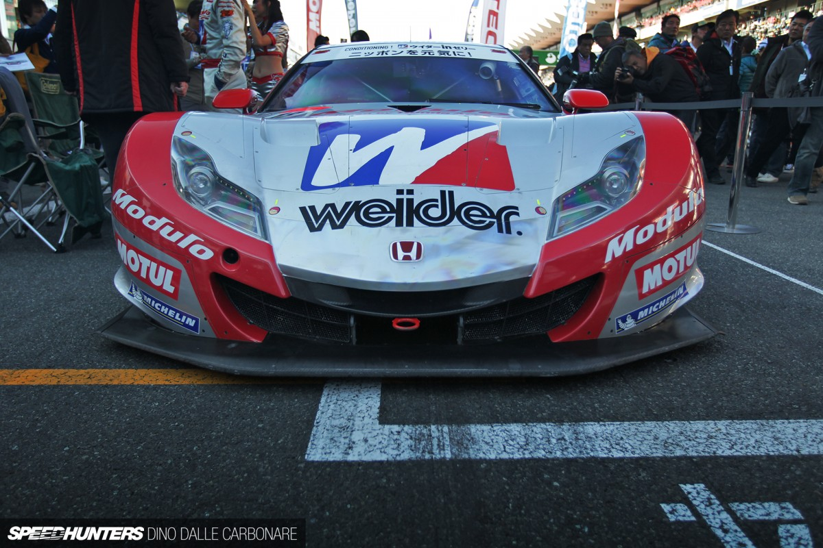 The Last Race: Super GT Fuji Sprint Cup