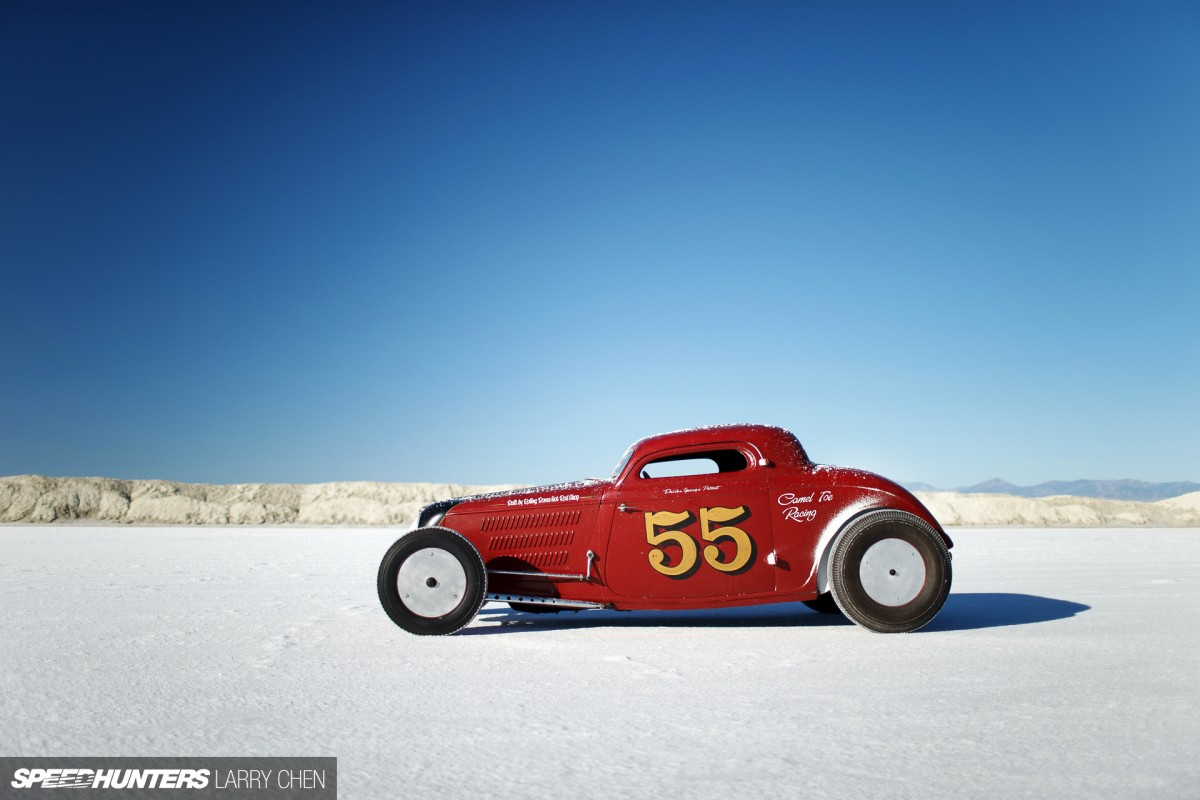 Rolling Bones: The Poteet '34 Coupe