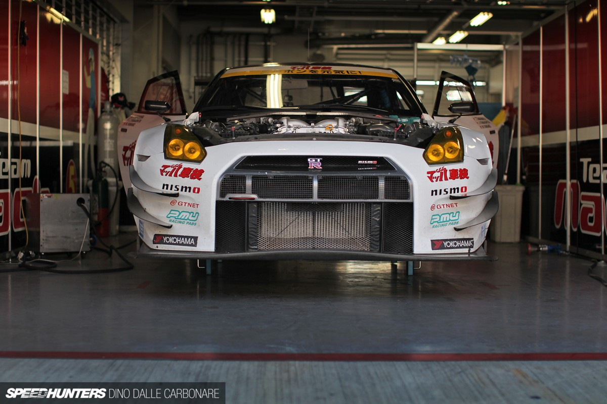 The Cars of SuperGT