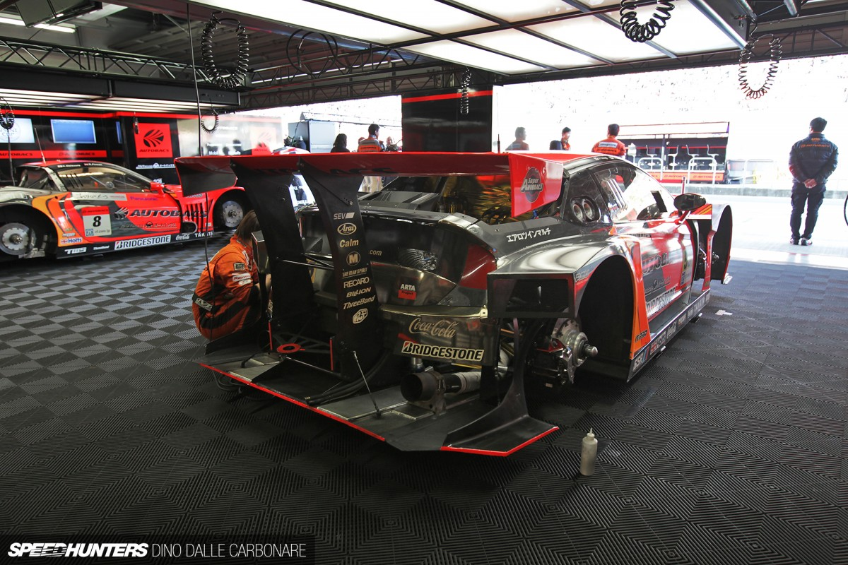 The cars of super gt speedhunters for The most important thing in backing a motor vehicle is