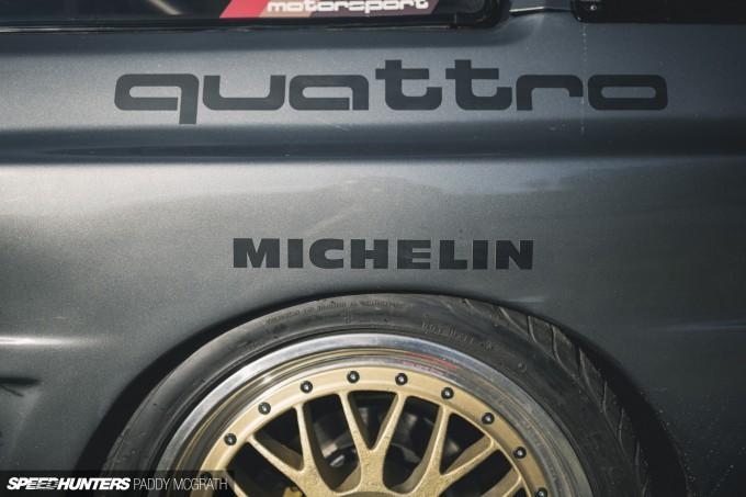 Hansen Motorsport Audi Quattro PMcG-24