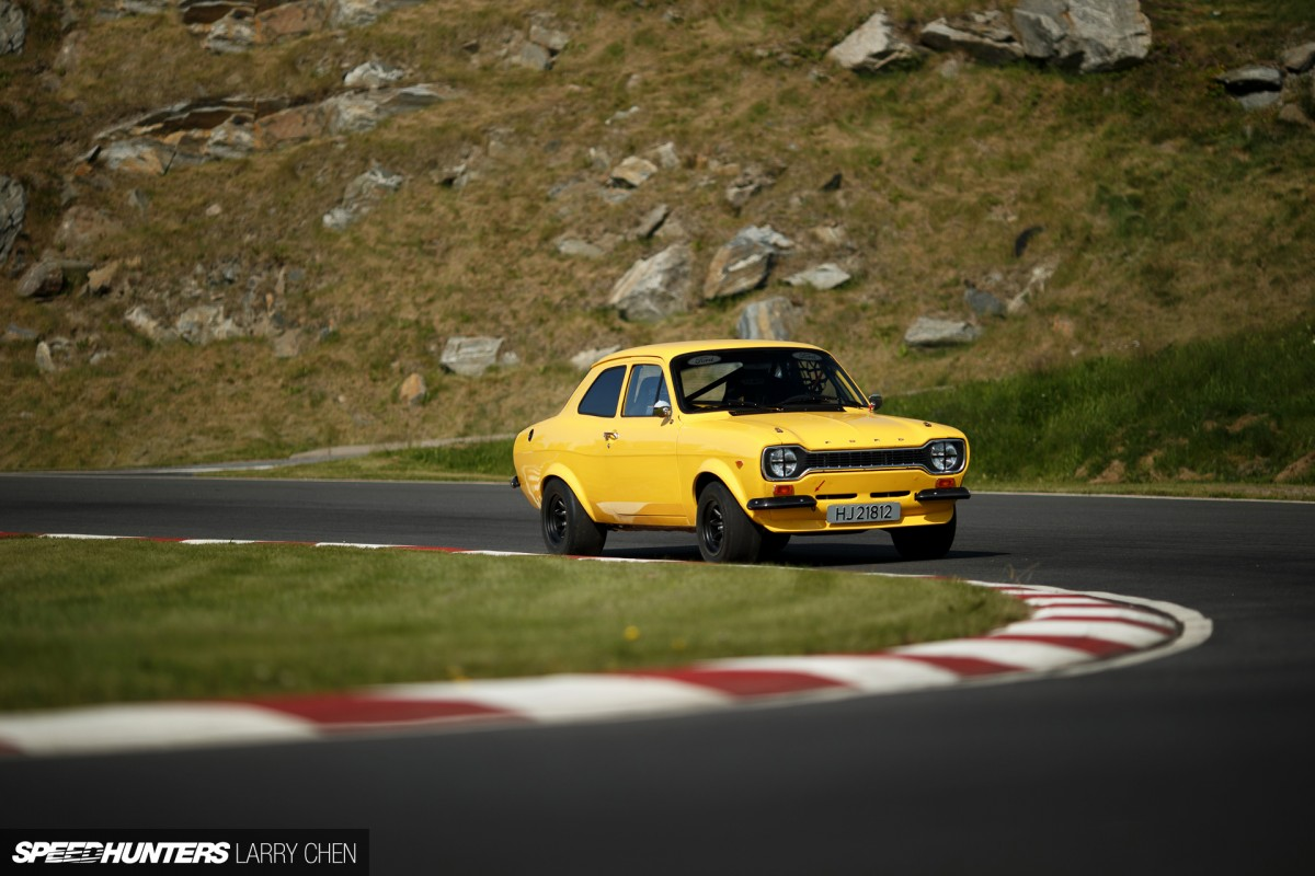 Rally Roots: An Escort To Grow With - Speedhunters
