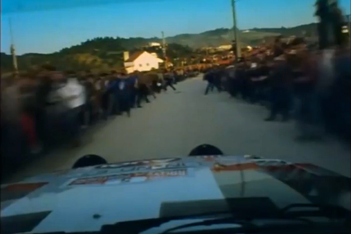 Five of the Greatest Rally On-Board Clips You'll See Today