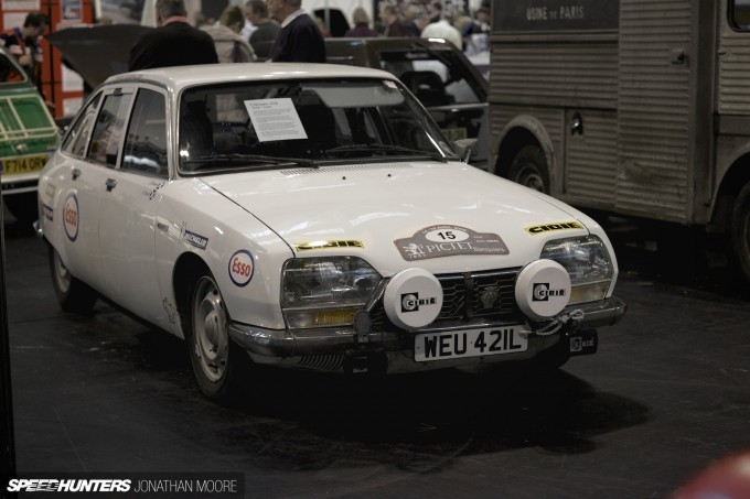 The 2013 Lancaster Insurance Classic Motor Show, held at the Birmingham National Exhibition Centre (NEC) in the United Kingdom, the 30th running of the show, featuring 269 motoring clubs