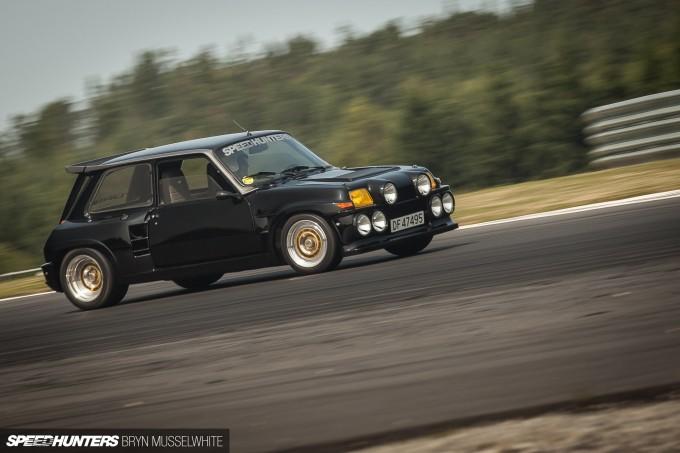 Henrik Renault 5 Turbo 2 Gatebil-1-2