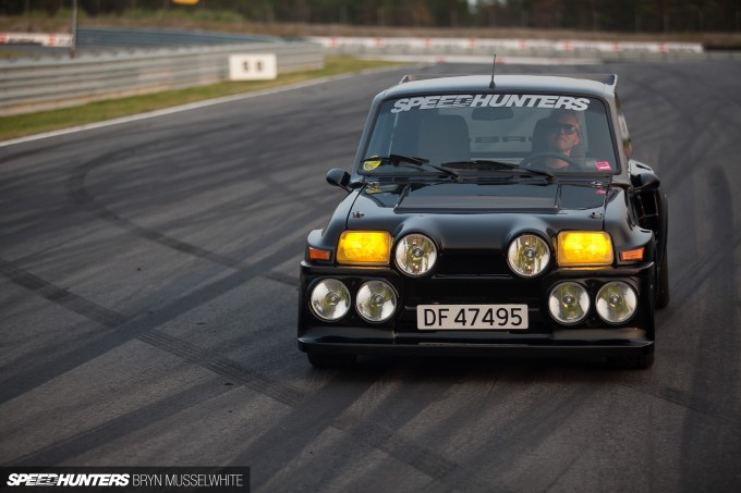 Henrik Renault 5 Turbo 2 Gatebil-18