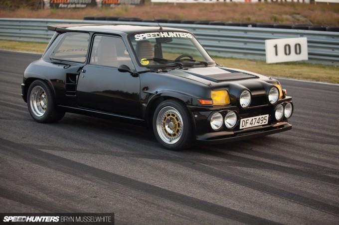Henrik Renault 5 Turbo 2 Gatebil-23