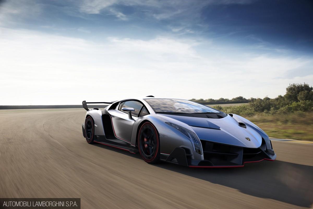 The Real Mad Bull: Lamborghini'sVeneno