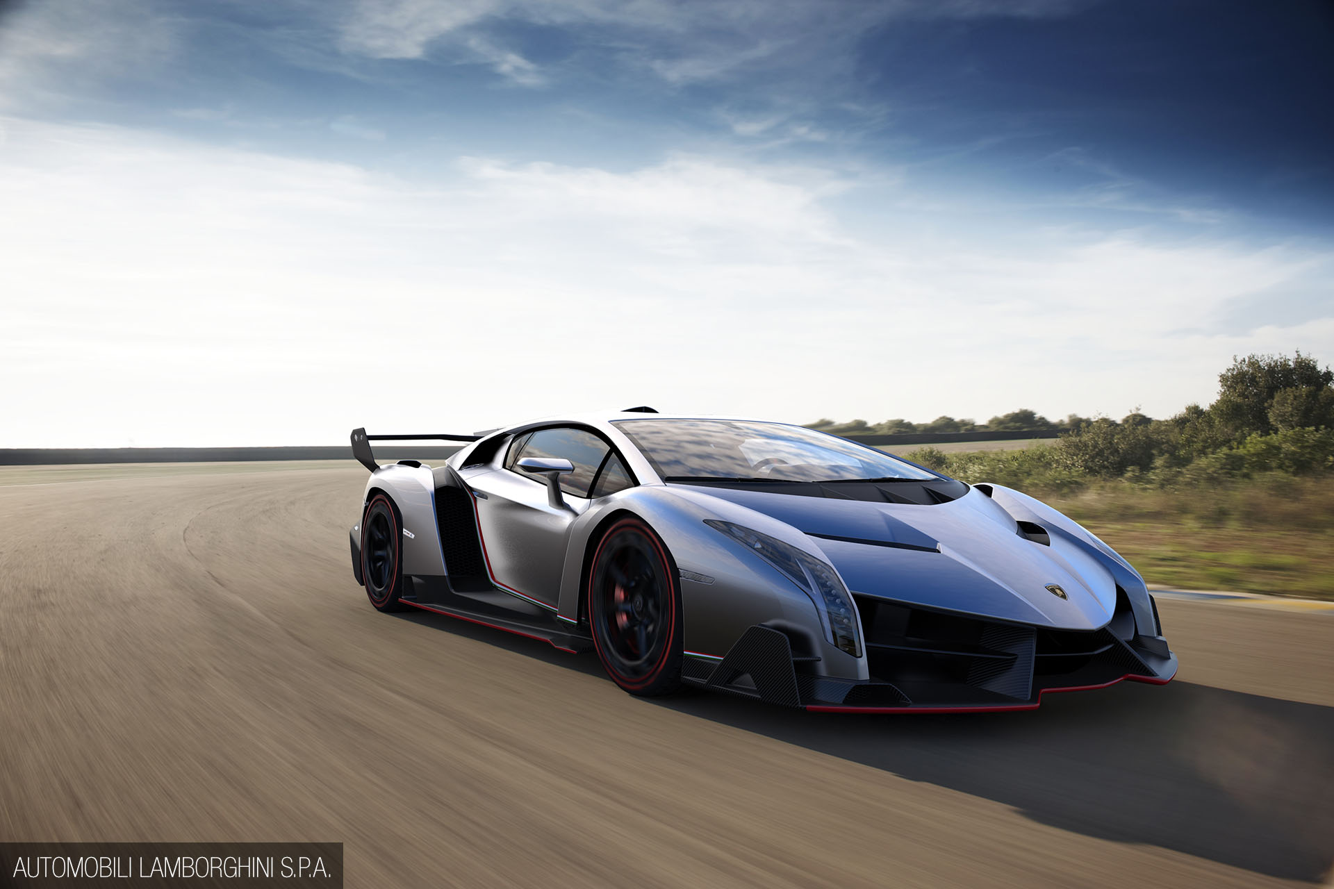 the real mad bull lamborghinis veneno