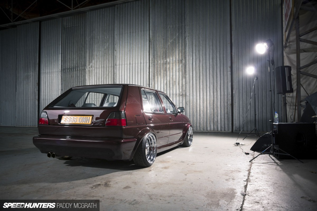 Partners In Chrome The Golf Soulmate Speedhunters