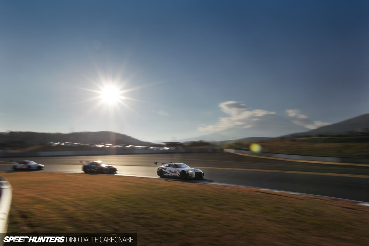 Hunting Speed At The Nismo Festival