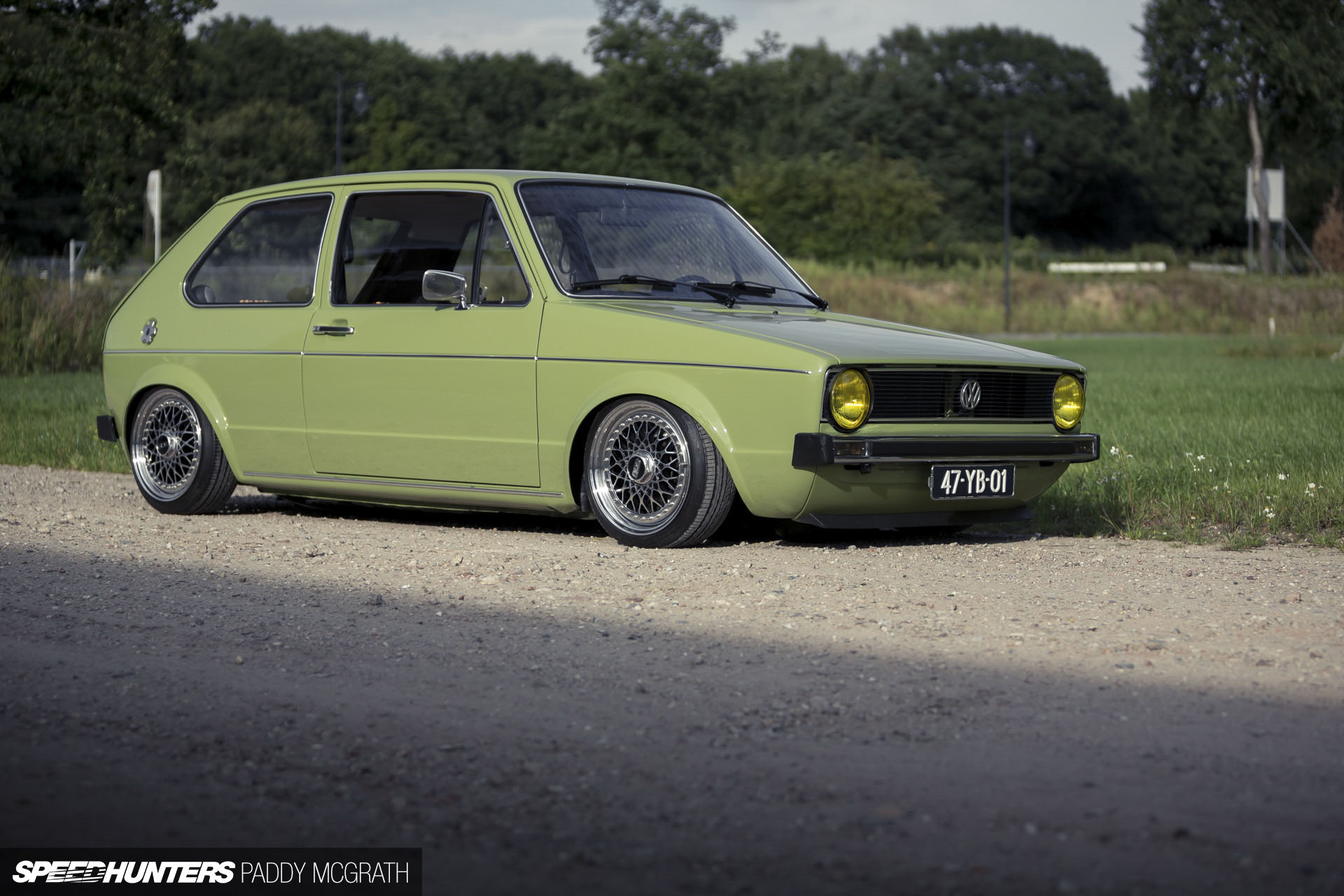 The Simple Life A Well Grounded Golf Mk1 Speedhunters