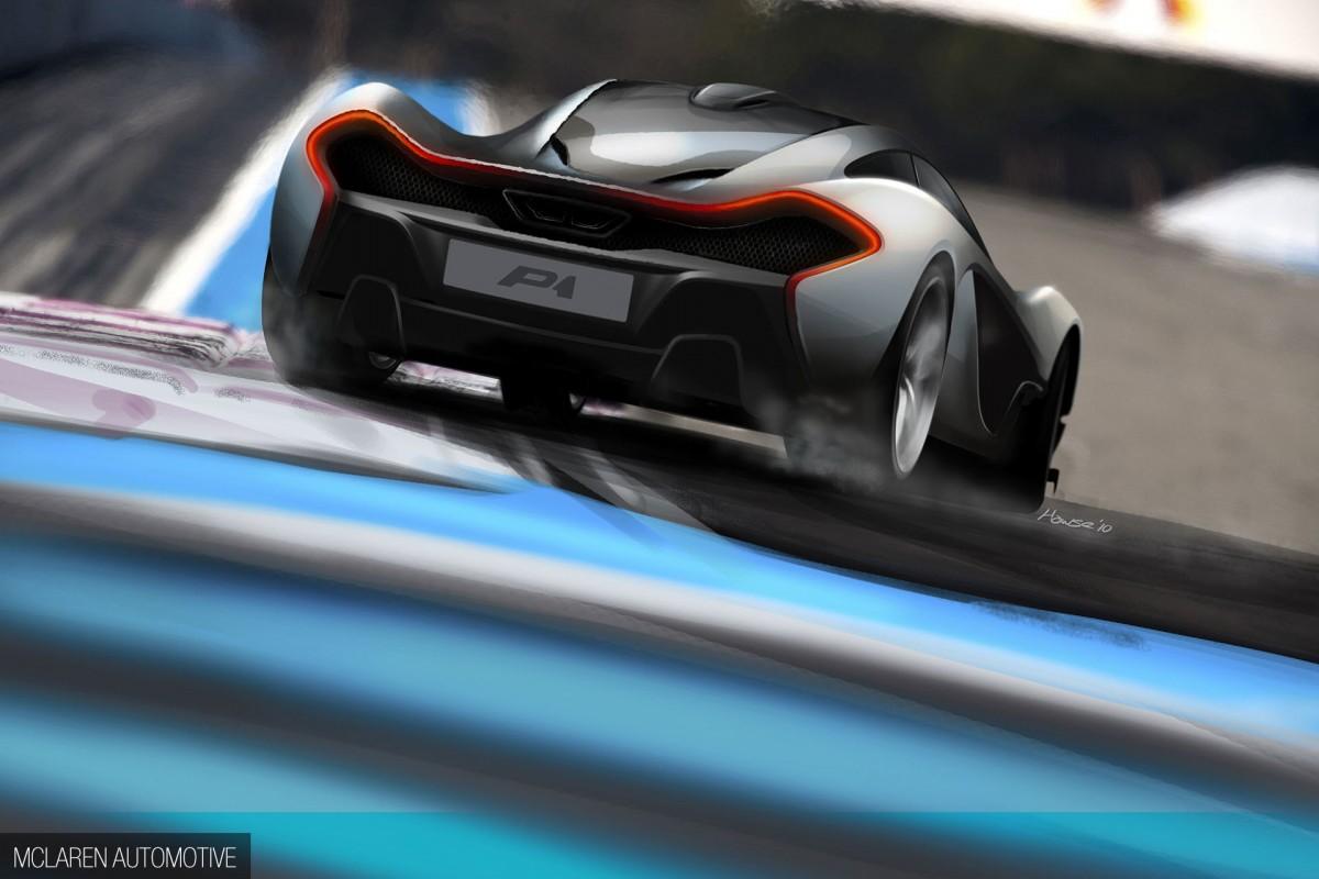 It's What We Do:<br />McLaren P1 vs TheNordschleife
