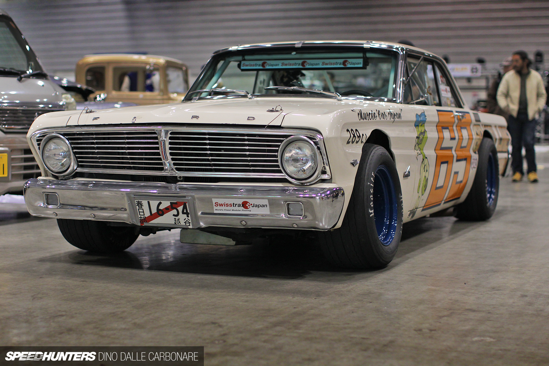 A Touch Of Americana Japanese Style Speedhunters