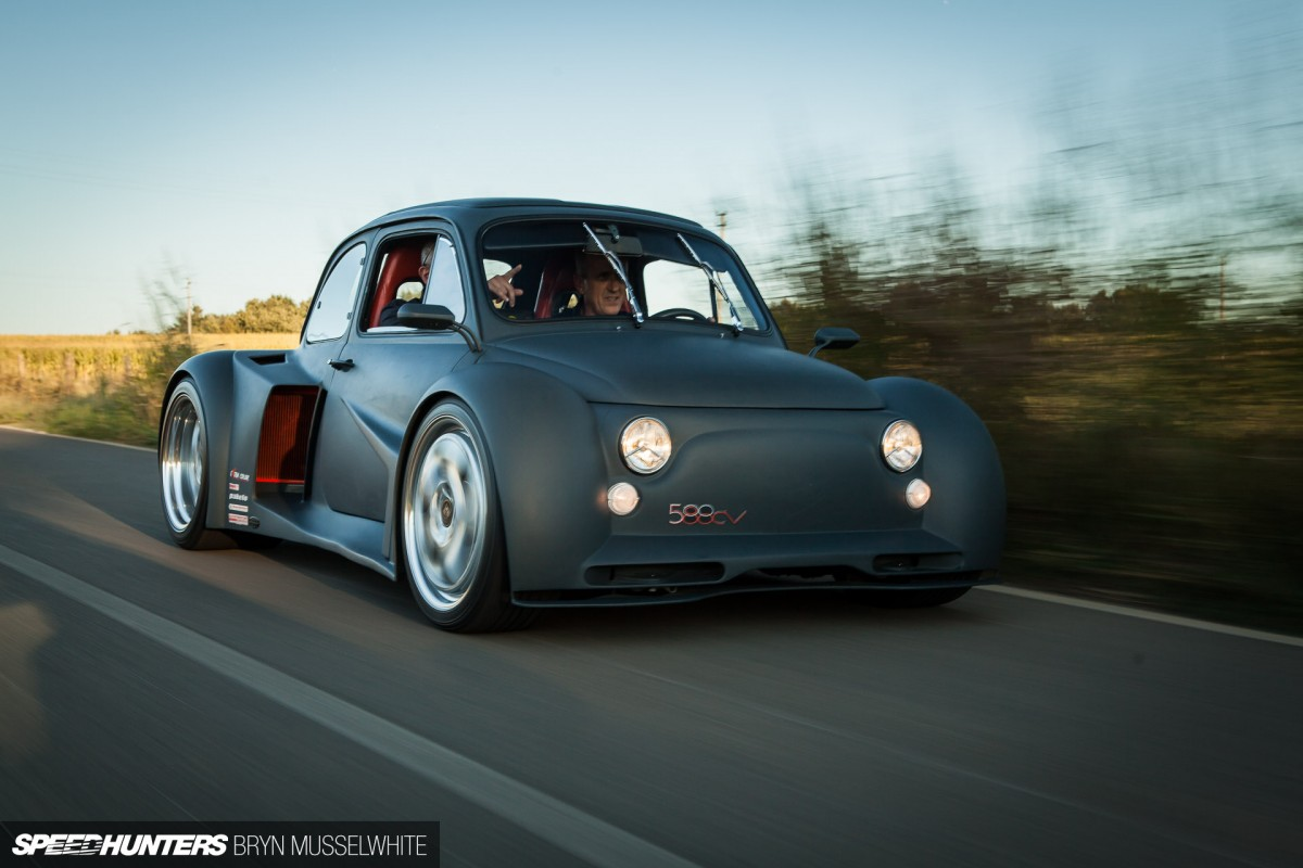 Murcielago Mix-Up:The Fiat That Ate A Lamborghini - Sdhunters