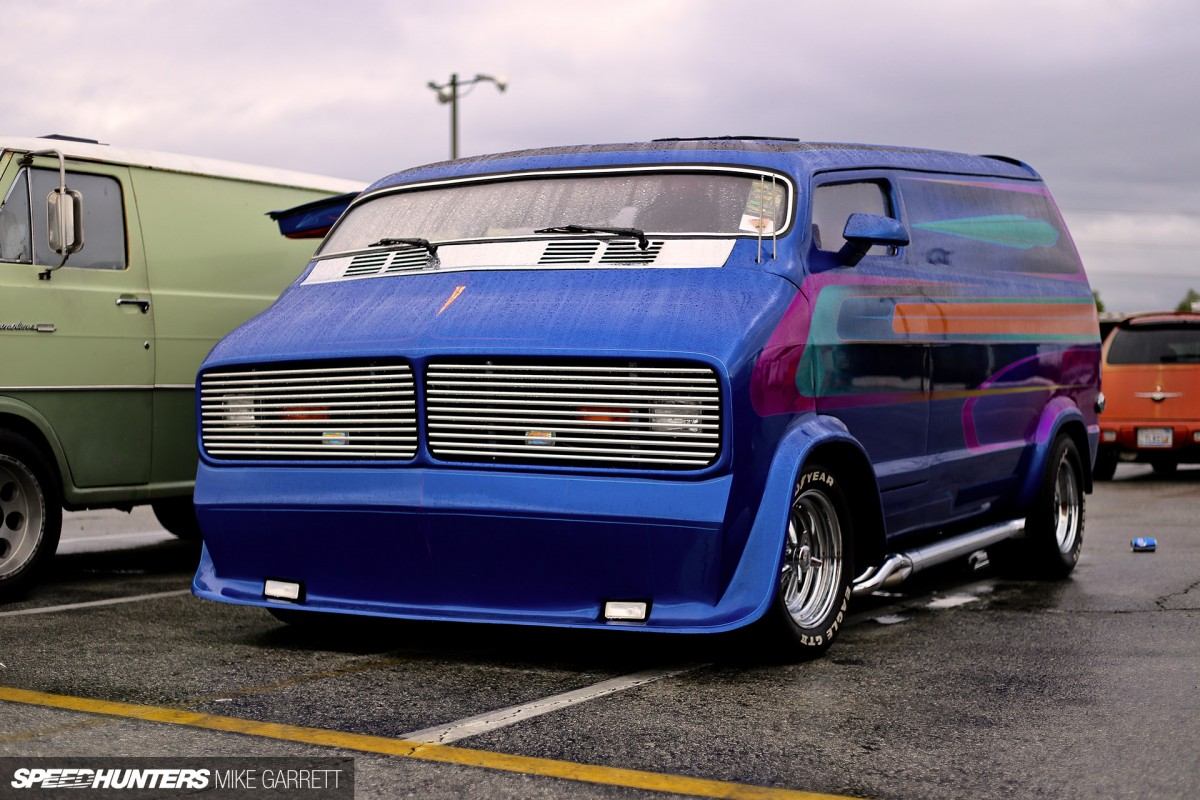 Rods, Customs, VWs & Vans: Mooneyes Style - Speedhunters