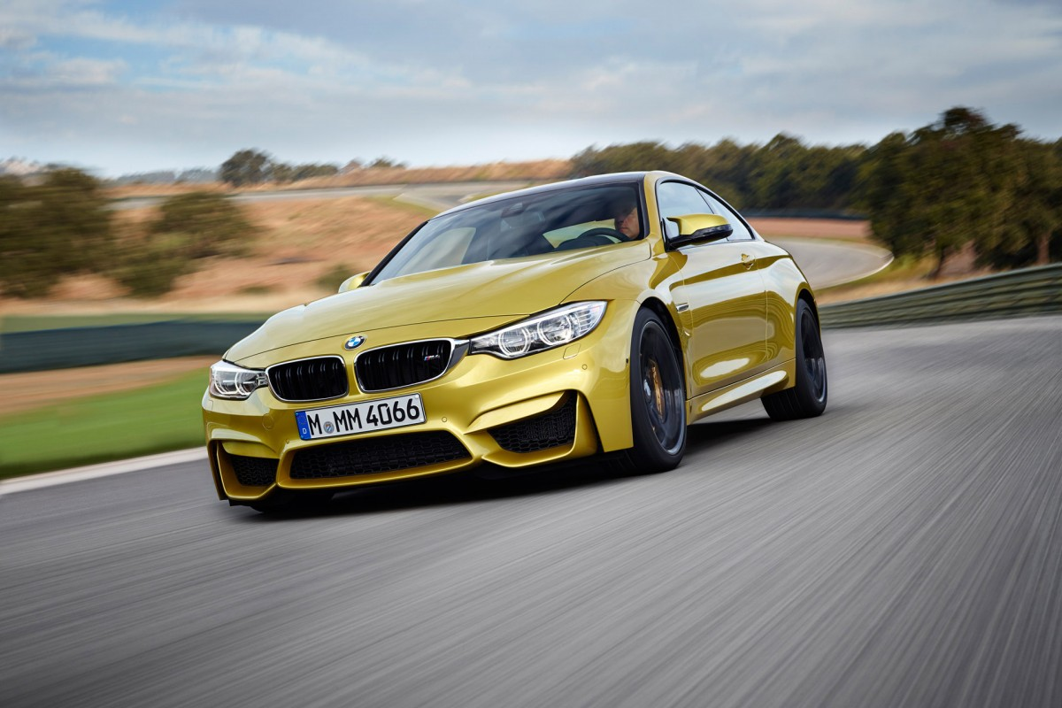 The 2015 BMW M3 & M4Debut