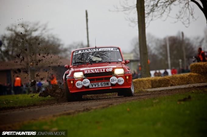 Race Retro historic motorsport show at Stoneleigh Park, February 22-24 2013