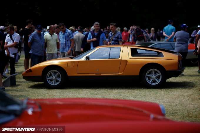 The 2013 Goodwood Festival Of Speed, celebrating the 20th anniversary of the event