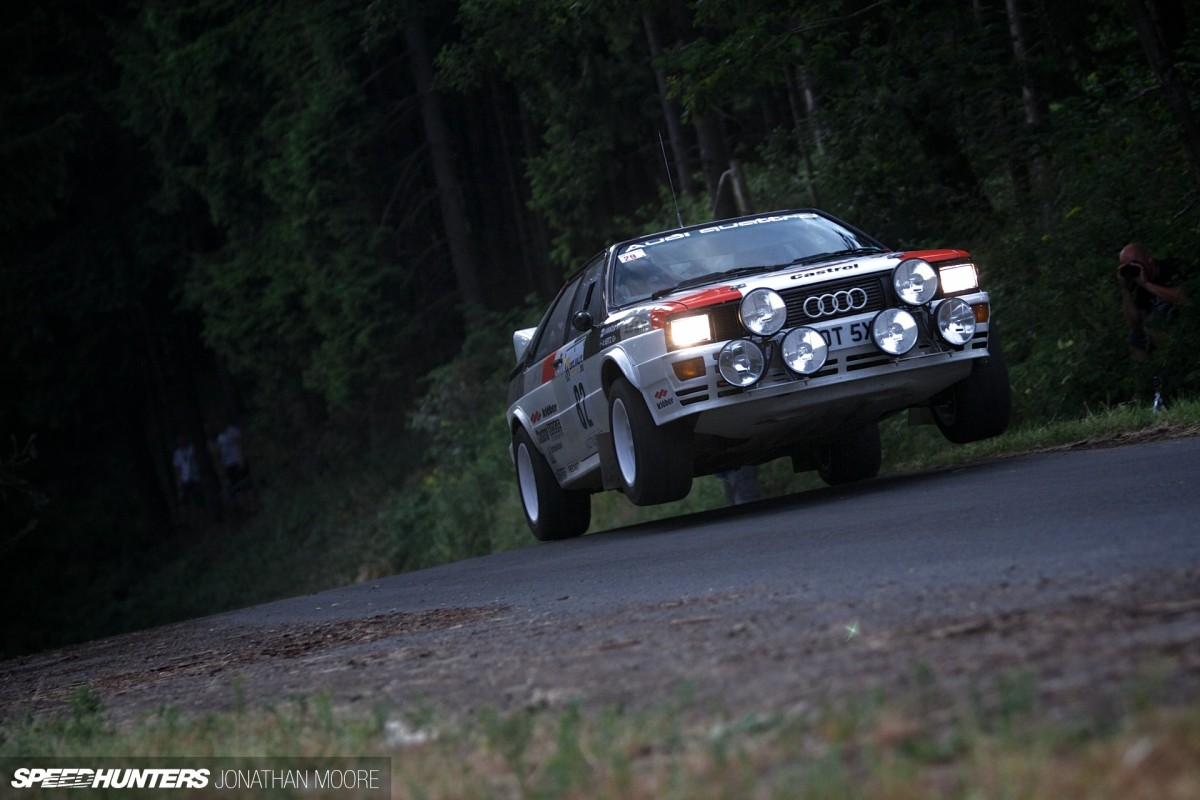 The 2013 Eifel Rallye for historic rally cars - Speedhunters
