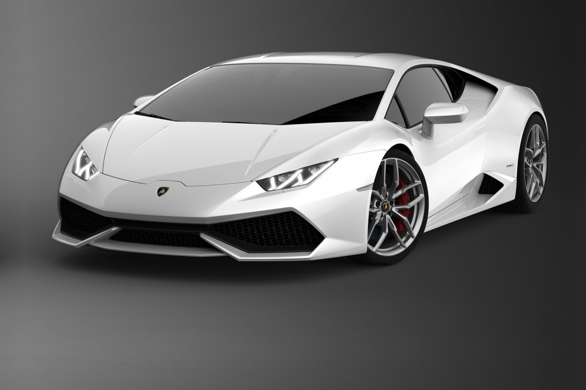 Dear Lamborghini, We Want Your Huracán
