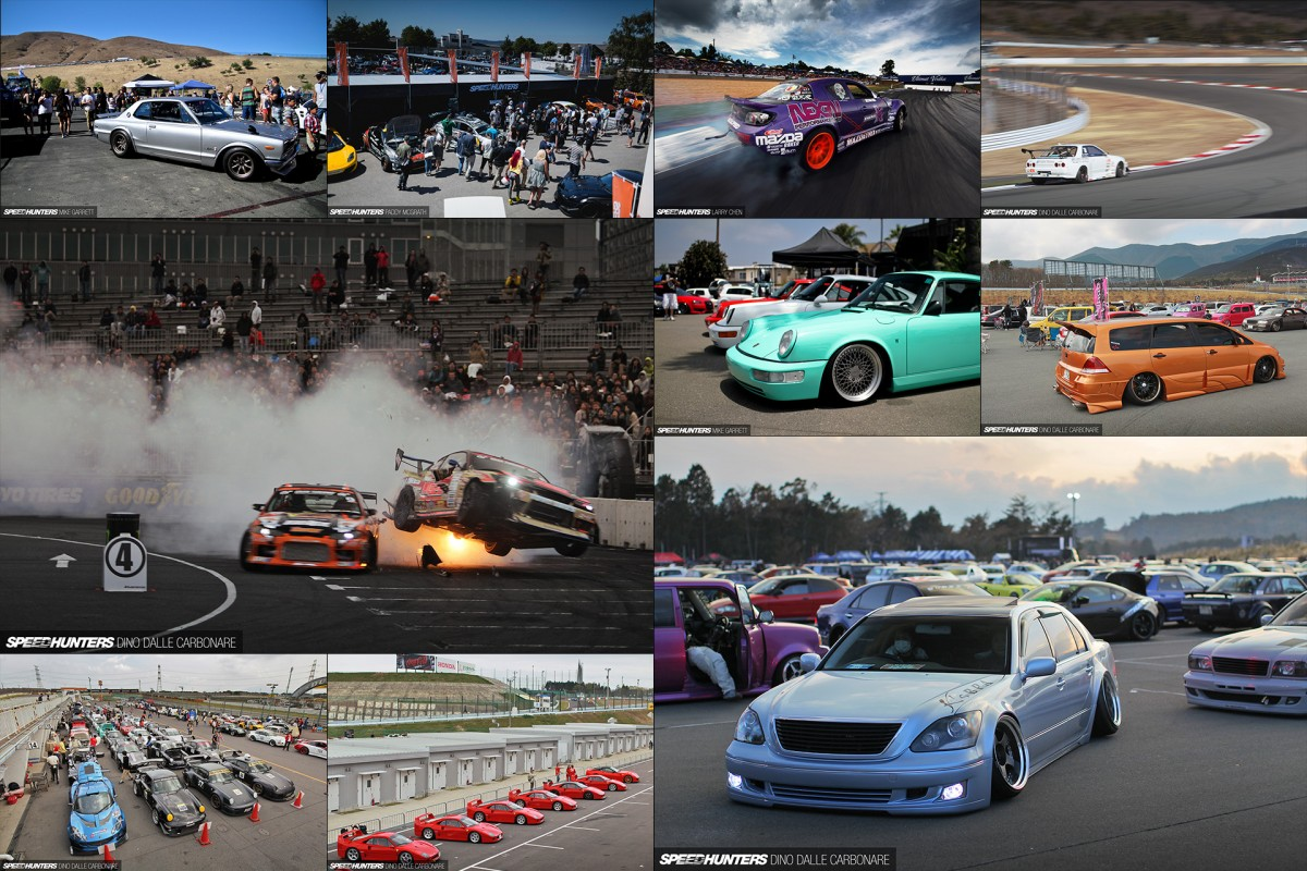 The Speedhunters Events Of The Year 2013: 50-41