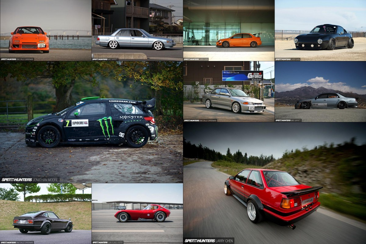The Speedhunters Cars Of The Year 2013: 50-41