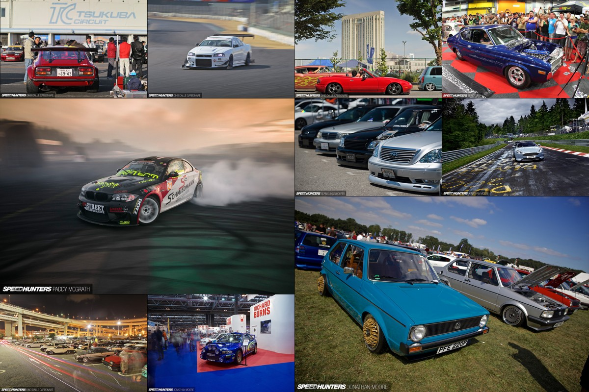 The Speedhunters Events Of The Year 2013: 40-31