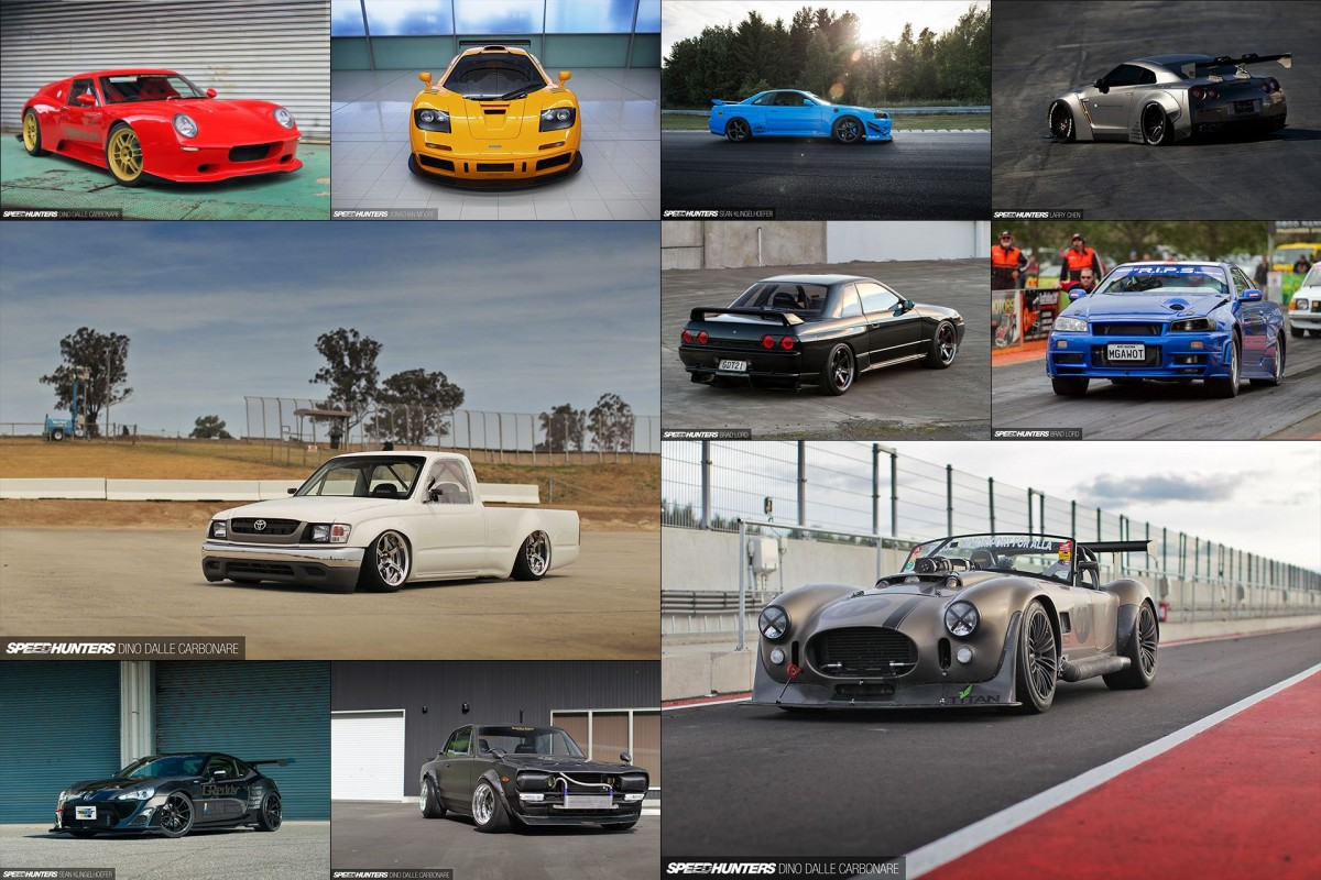 The Speedhunters Cars Of The Year 2013:40-31