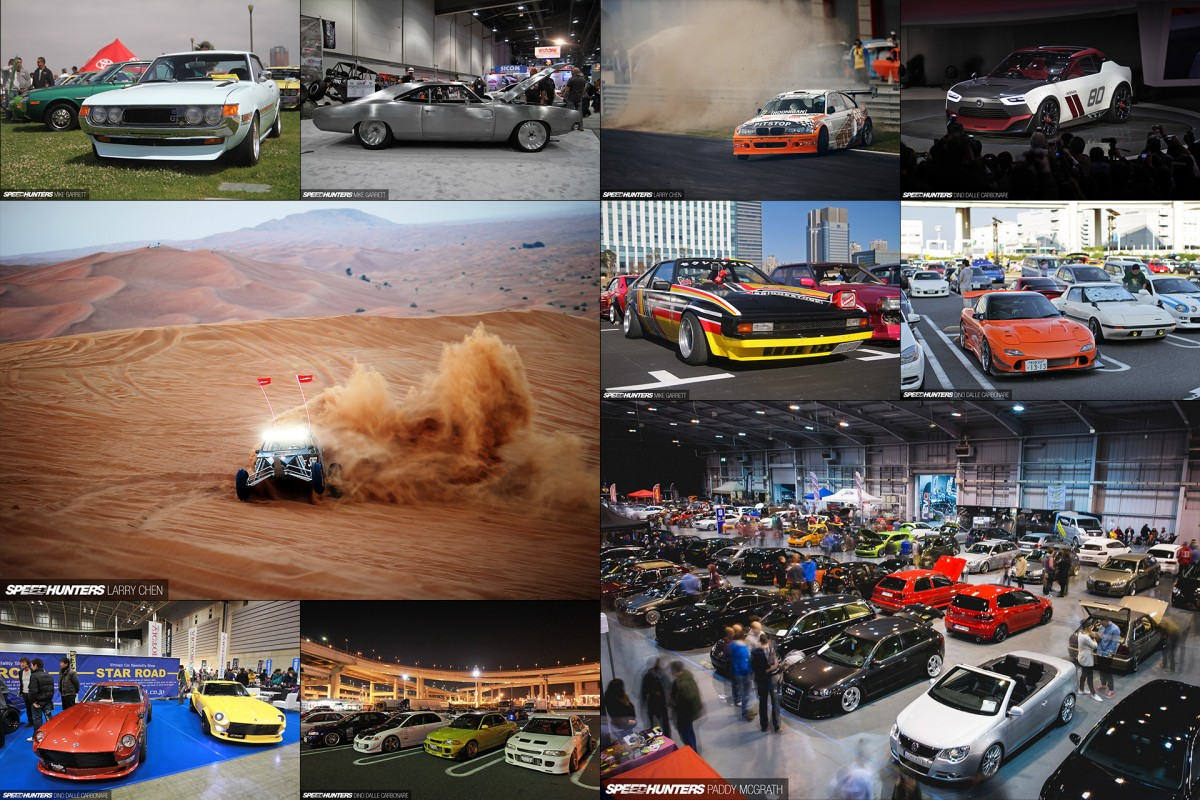 The Speedhunters Events Of The Year 2013: 30-21