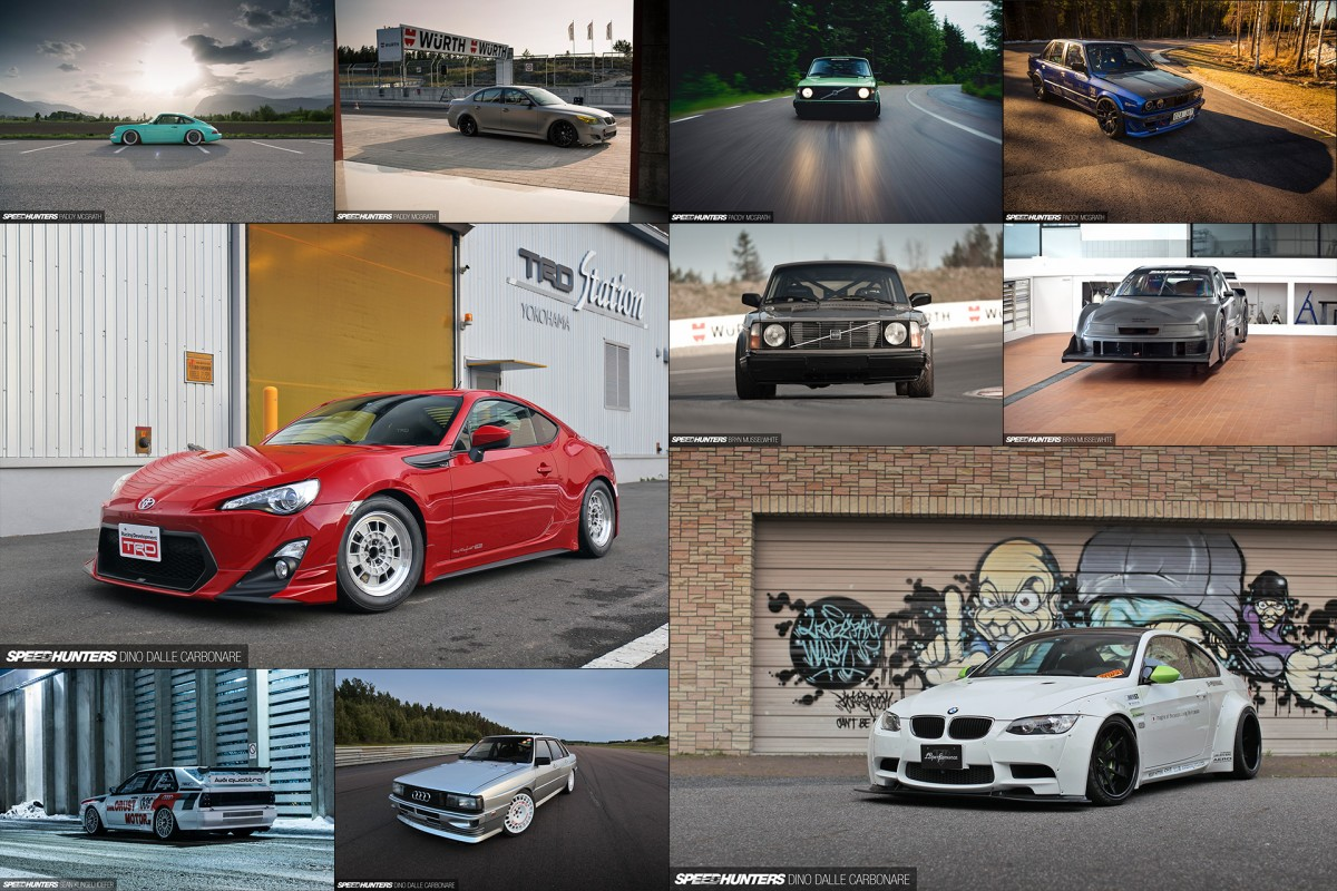 The Speedhunters Cars of the Year 2013: 20-11