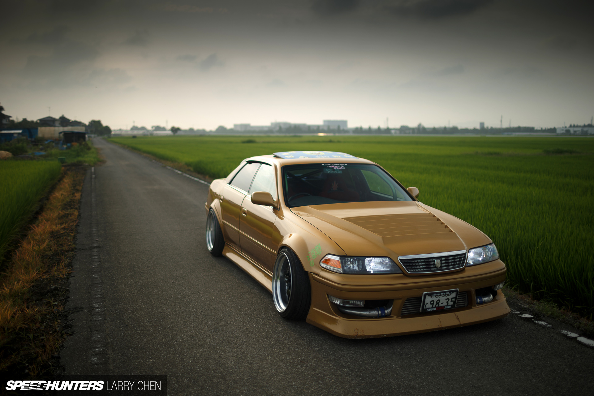 Sedan King The N Style Customs Jzx100 Mark Ii Speedhunters