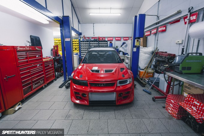 Ross Sport Lancer Evolution VI PMcG-37