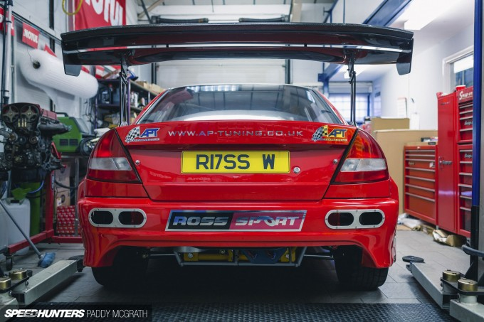 Ross Sport Lancer Evolution VI PMcG-48
