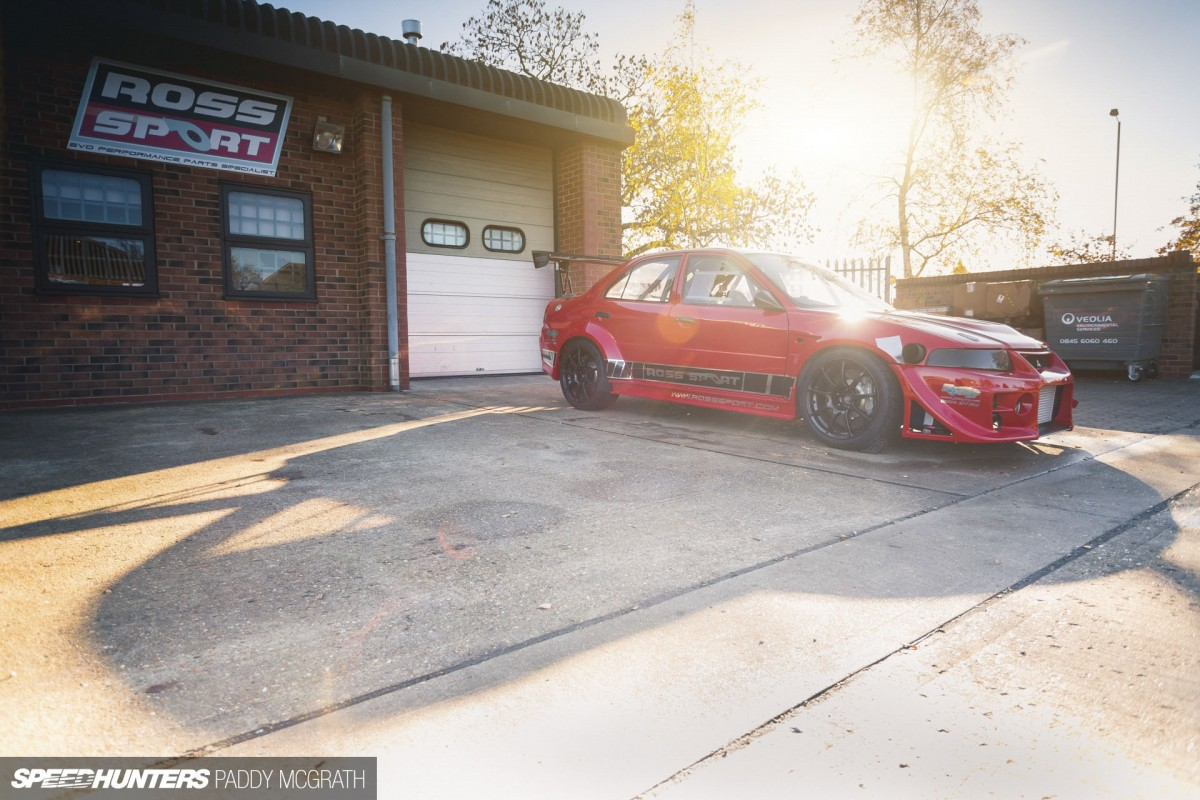 Ross Sport Evo: Creating A Monster