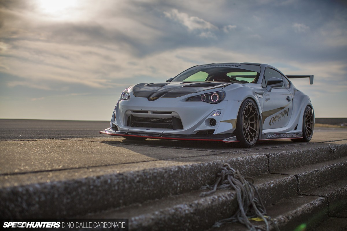 Introducing The Baby LFA.</br>Bulletproof Nail It