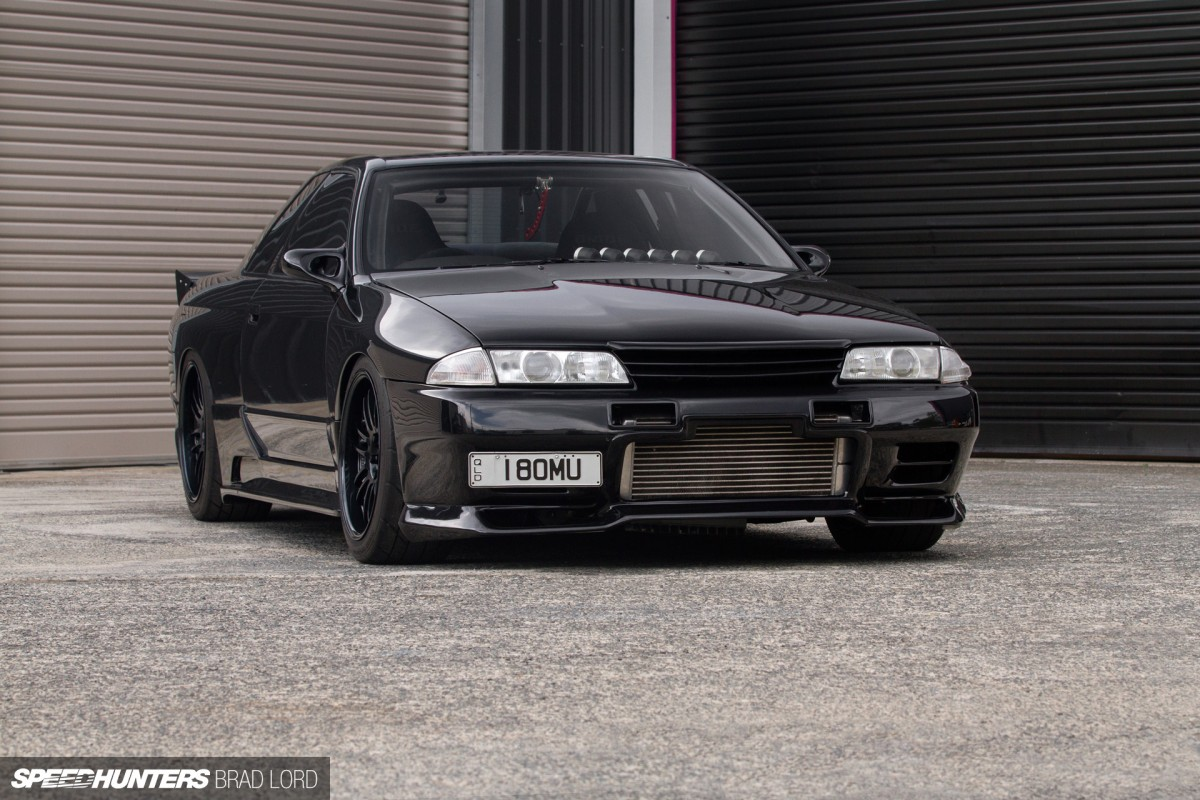 Parachutes and Panic Stations:</br>A 1300whp GT-R Street Car