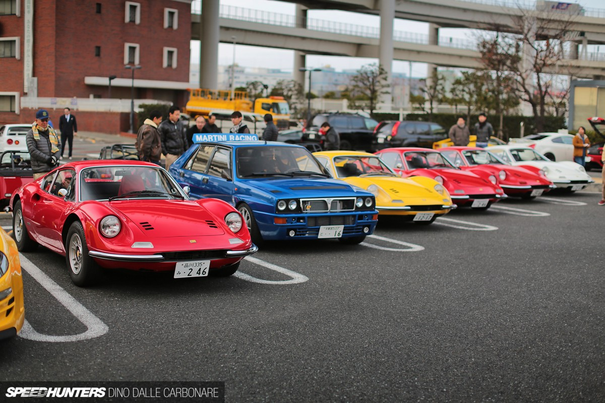 SuperCarMeetDaikoku Speedhunters - Classic car meets near me